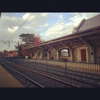 Photo taken at NJT - Madison Station (M&E) by Stanley S. on 11/11/2011
