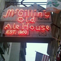 Photo taken at McGillin's Olde Ale House by Eric D. on 6/28/2011