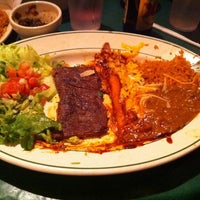 Photo taken at Uncle Julio's Rio Grande Cafe by Christian C. on 6/26/2011