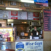 Photo taken at Wise Guys by Chris on 8/27/2011