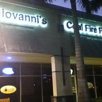 Photo taken at Giovanni's Coal Fire Pizza by Ethan G. on 3/20/2011