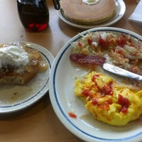 Photo taken at IHOP by Chavaughn B. on 9/3/2012
