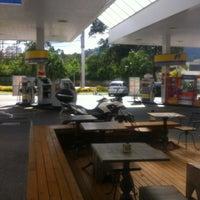 Photo taken at Posto Ilha Bela (Ipiranga) by Cristiano R. on 7/22/2012