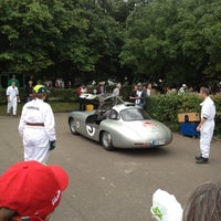 Photo taken at Goodwood Motor Racing Circuit by Damon on 7/1/2012