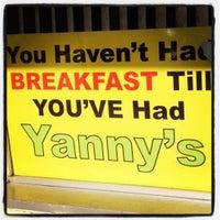 Photo taken at Yanny's by Kaley D. on 8/26/2012
