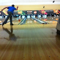 Photo taken at AMF Imperial Lanes by M F. on 8/1/2012