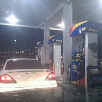 Photo taken at Sunoco by Brian F. on 2/12/2012