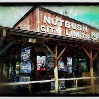 Photo taken at Nutbush City Limits by Steve S. on 4/12/2012