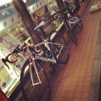 Photo taken at セブンイレブン 大野城川久保店 by Yuuki Y. on 9/11/2012