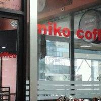 Photo taken at Miko coffee @ sarinah by Wayne A. on 11/10/2011