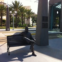Photo taken at TECO Line Streetcar - Dick Greco Transportation Center by Carl C. on 5/3/2011