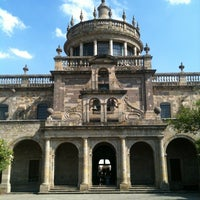 Photo taken at Instituto Cultural Cabañas by Laura R. on 12/31/2011