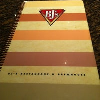 Photo taken at BJ's Restaurant and Brewhouse by Patricia D. on 6/5/2012