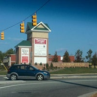 Photo taken at Tanger Outlet Mebane by Eban C. on 12/18/2011