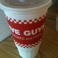 Photo taken at Five Guys by Cory G. on 6/9/2012