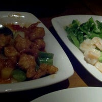 Photo taken at P.F. Chang's by Onyx 1. on 12/3/2011