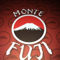 Photo taken at Monte Fuji Sushi Grill by Angelo B. on 8/10/2012