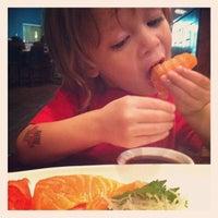 Photo taken at Zuma Sushi Bar by Amanda H. on 4/29/2012