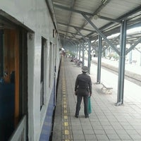 Photo taken at สถานีรถไฟ ปากช่อง by Hinokami A. on 10/25/2011