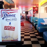 Photo taken at The Diner by Rasmus J. on 11/29/2011