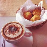 Photo taken at Fran's Café by Rejane W. on 11/19/2011
