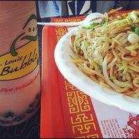 Photo taken at St Louis Bubble Tea by Jenna P. on 5/19/2012