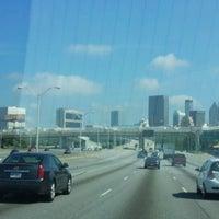 Photo taken at Atlanta, GA by RyTheNewsGuy on 8/8/2012