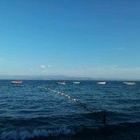 Photo taken at Altınoluk by Ertugrul E. on 8/19/2012