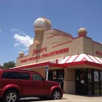 Photo taken at Freddy's Frozen Custard & Steakburgers by Troy C. on 7/4/2012