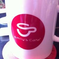 Photo taken at Emily's Cafe by indigoblue1973 on 12/11/2011