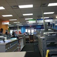 Photo taken at FedEx Office Print & Ship Center by Matt L. on 10/18/2011
