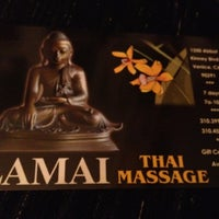 Photo taken at Lamai Thai Massage by Brian H. on 3/6/2012