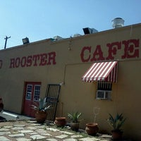 Photo taken at Red Rooster Cafe by Karen B. on 4/1/2012
