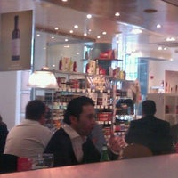 Photo taken at Carluccio's by Liz B. on 1/19/2012