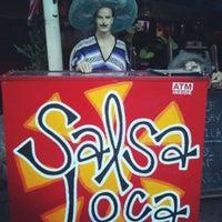 Photo taken at Salsa Loca by Mark R. on 7/25/2012
