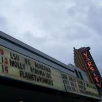 Photo taken at The Varsity Theatre by Robert B. on 1/9/2012