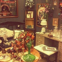 Photo taken at Five Forks Antique Mall by Lisa C. on 12/3/2011