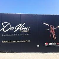 Photo taken at Exposición Da Vinci by Daniel M. on 4/1/2012