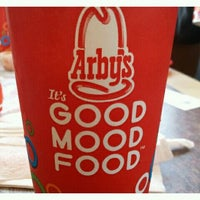 Photo taken at Arby's by Aaron M. on 11/14/2011