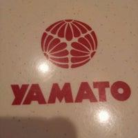 Photo taken at Yamato Japanese Steakhouse by Vicky K. on 12/8/2011