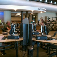 Photo taken at San Diego County Library - Encinitas by @SocialSweet S. on 10/17/2011