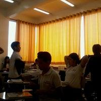 Photo taken at Escola Moderno by Bárbara G. on 4/18/2012