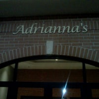 Photo taken at Adriana's by Darrell G. on 9/3/2012