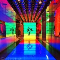 Photo taken at The Beatles LOVE (Cirque Du Soleil) by Adam on 7/12/2012
