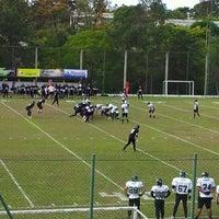 Photo taken at Facens - Faculdade de Engenharia de Sorocaba by Murilo B. on 9/25/2011
