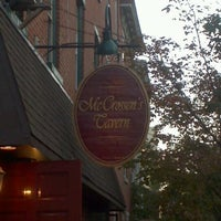 Photo taken at McCrossen's Tavern by PCTech13 on 10/8/2011