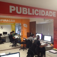 Photo taken at Strauss Comunicação by Marcel L. on 1/19/2012