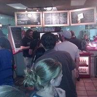 Photo taken at Mema's Alaskan Tacos by Rafael P. on 10/14/2011