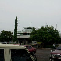 Photo taken at Daniel Z. Romualdez Airport by Nelson Edward L. on 7/26/2012