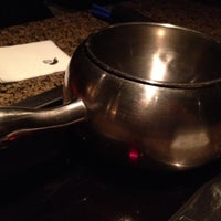 Photo taken at The Melting Pot by Huy L. on 4/6/2012